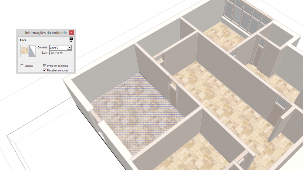 como-extrair-areas-no-sketchup
